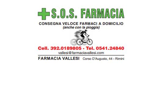 farmaci a domicilio a Rimini